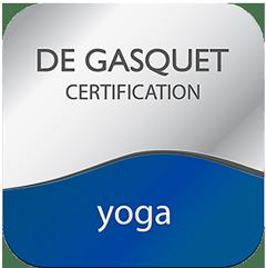 Certification Gasquet Yoga